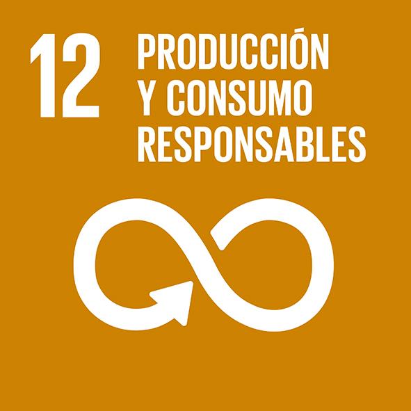 ODS12: Producción y consumo responsables: