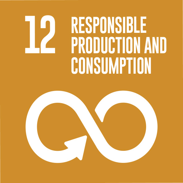 ODS12: RESPONSIBLE PRODUCTION AND CONSUMPTION: